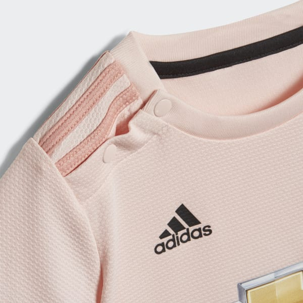 huge discount ec3d6 571fd adidas Manchester United Away Infant Kit - Pink | adidas Belgium