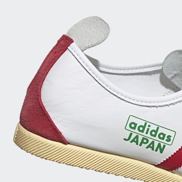 adidas Japan Shoes - White | FV9697 | adidas US