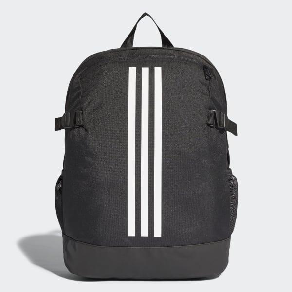 adidas 3-Stripes Power Backpack Medium - Black  a7aed4ede766e