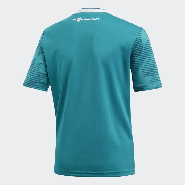 Camisa Oficial Alemanha 2 Juvenil 2018