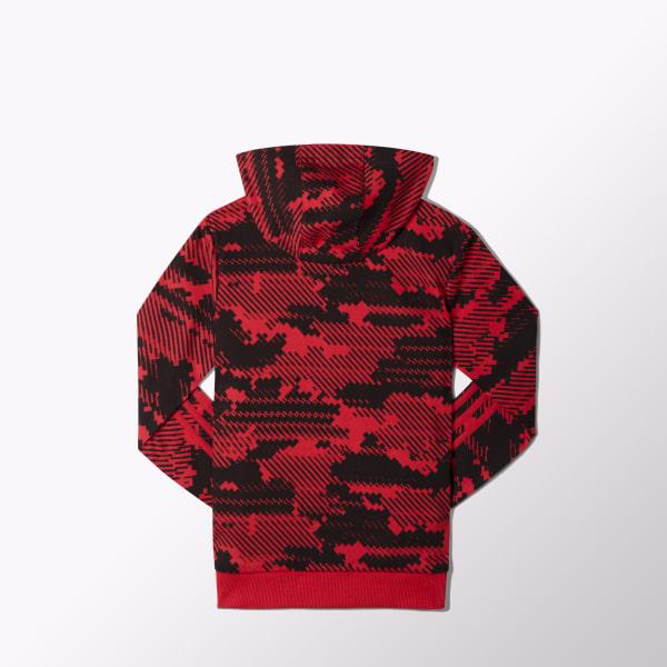 Buzo con capucha 3-Stripes