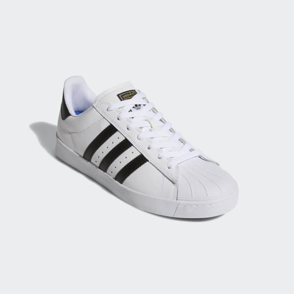 9e1562481059 adidas Superstar Vulc ADV Shoes - White