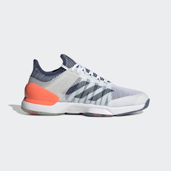 Aparador policía pañuelo  adidas Adizero Ubersonic 2.0 Shoes - White | adidas US