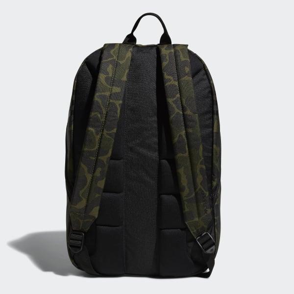 b731d559f26 adidas National Backpack - Green   adidas US