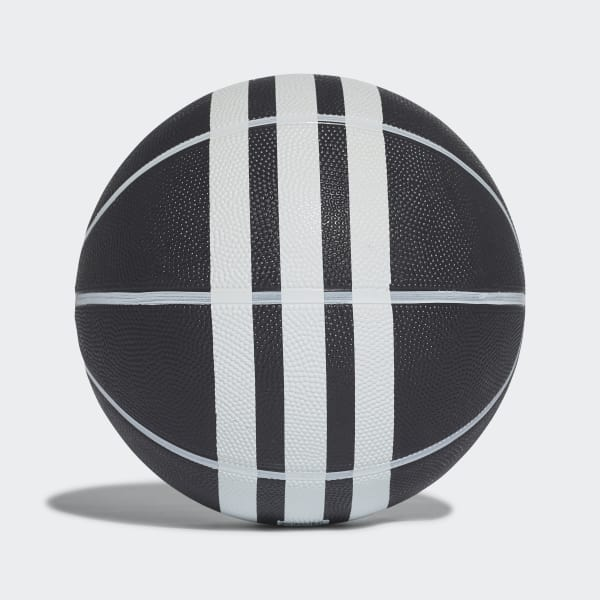 Bola Basquete Borracha 3-Stripes X