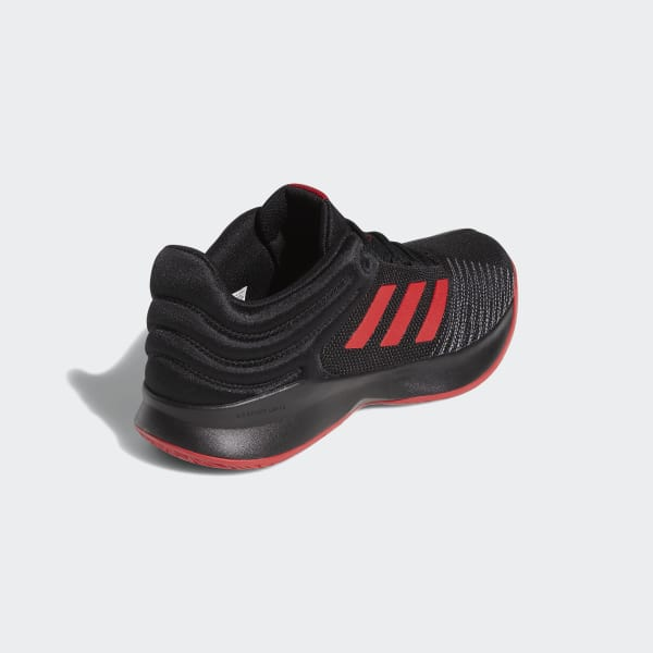 cf1f8c8feba adidas Pro Spark 2018 Low Shoes - Μαύρο | adidas MLT