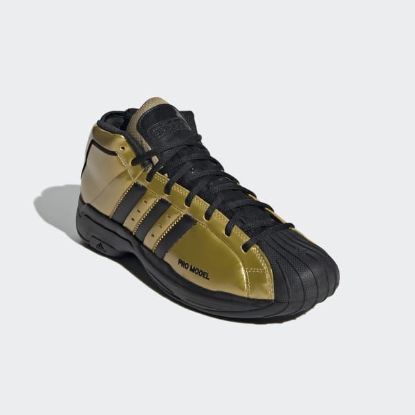 Chaussure Pro Model 2G Shelltoe 50 Or adidas   adidas France