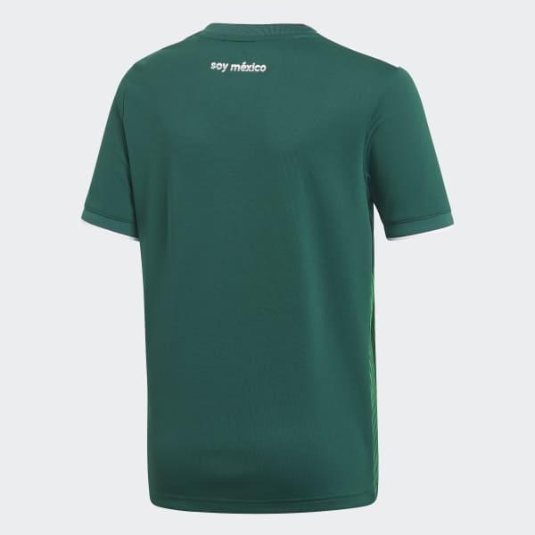 Camisa Oficial México 1 Infantil 2018