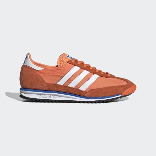 proteccion fatiga Sufijo  adidas SL 72 Shoes - Orange | adidas Canada