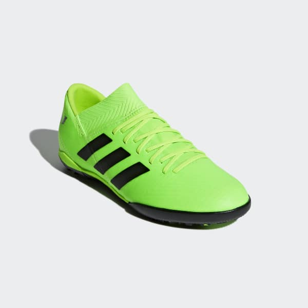 Calzado de fútbol Nemeziz Messi Tango 18.3 Césped Artificial Niño