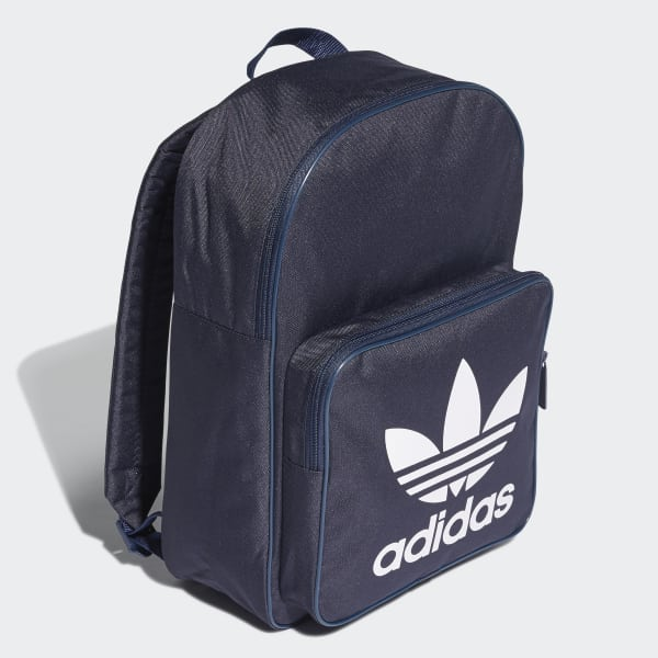 c74394030833 adidas Classic Trefoil Backpack - Blue