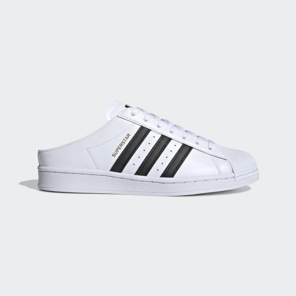 adidas Superstar Slip on Schoenen Zwart   adidas Officiële