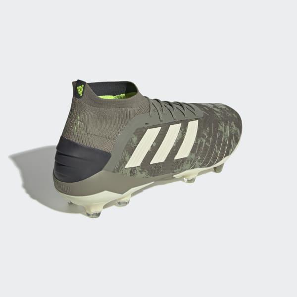 dilema Exitoso alfiler  adidas Predator 19.1 Firm Ground Cleats - Green | adidas US