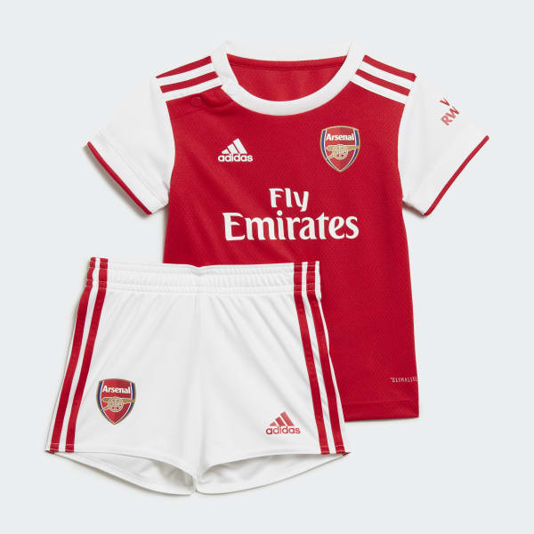 new styles b909f a11be adidas Arsenal Home Baby Kit - Red | adidas US