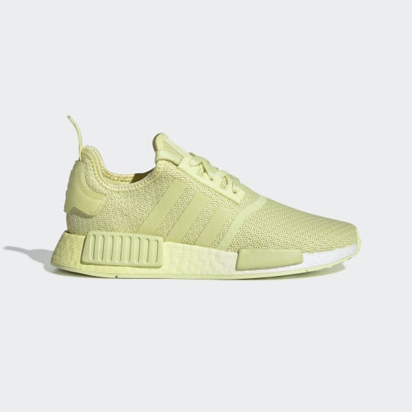 Women's NMD R1 Yellow Shoes | adidas US