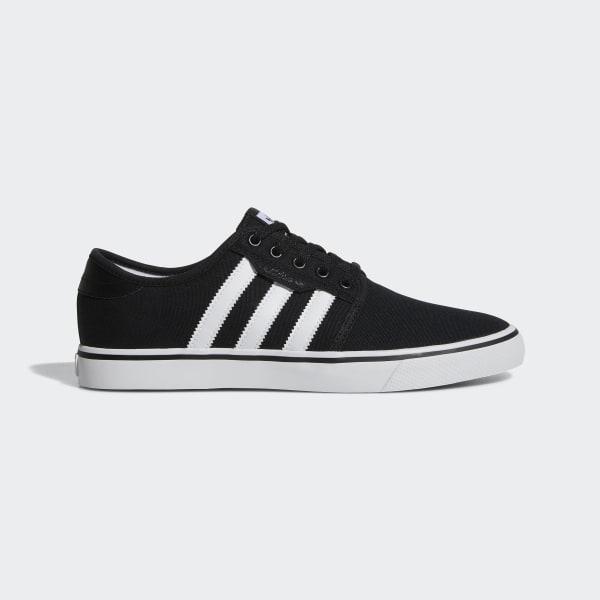 de primera categoría resistencia cosa  adidas Seeley Shoes - Black | adidas US