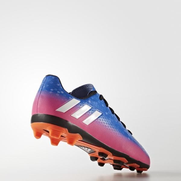 8d84205dcf Chuteira Infantil Messi 16.4 - Campo - Azul adidas