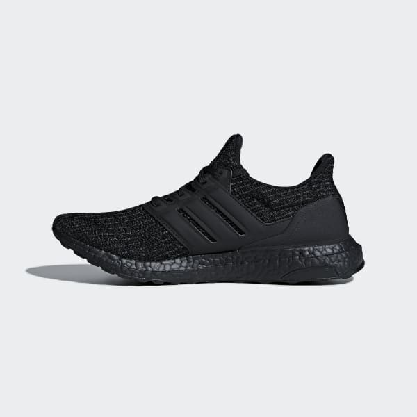 Adidas Ultra Boost 4.0 Core BlackCore BlackActive Red