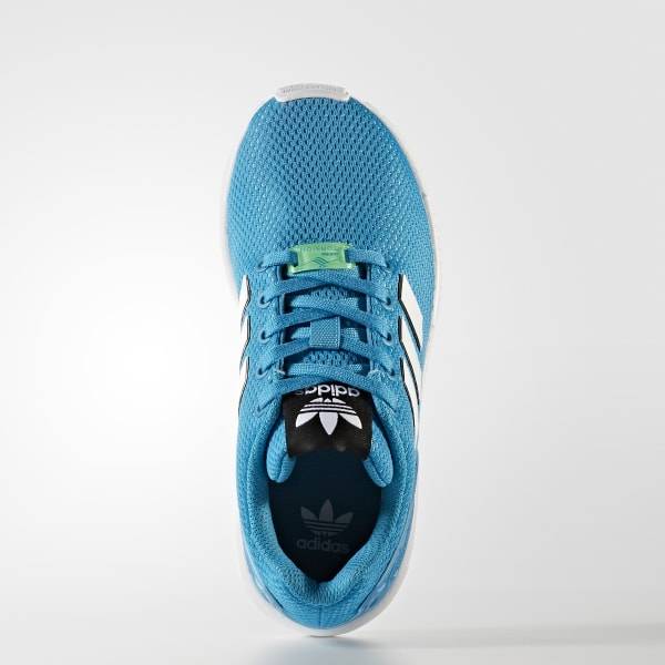 ee2cdcbdc1e4 adidas ZX Flux Shoes - Blue