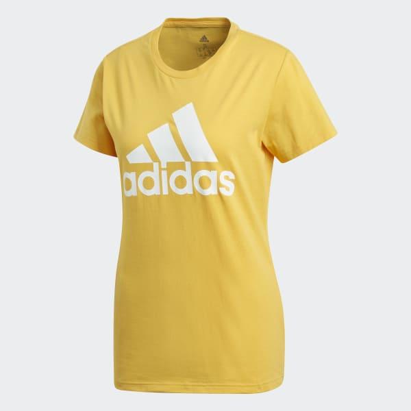 adidas Must Haves Badge of Sport T skjorte (store størrelser