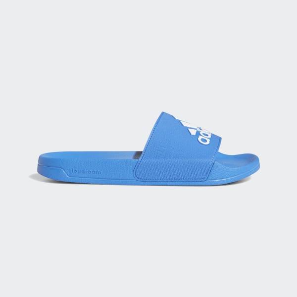 adidas Adilette Shower Slides - Blue