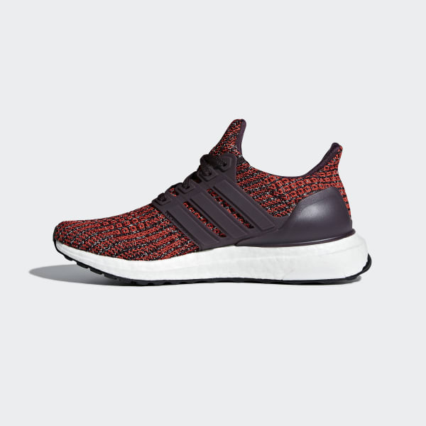 adidas Performance ULTRA BOOST PARLEY - Neutral running shoes - noble red/core black