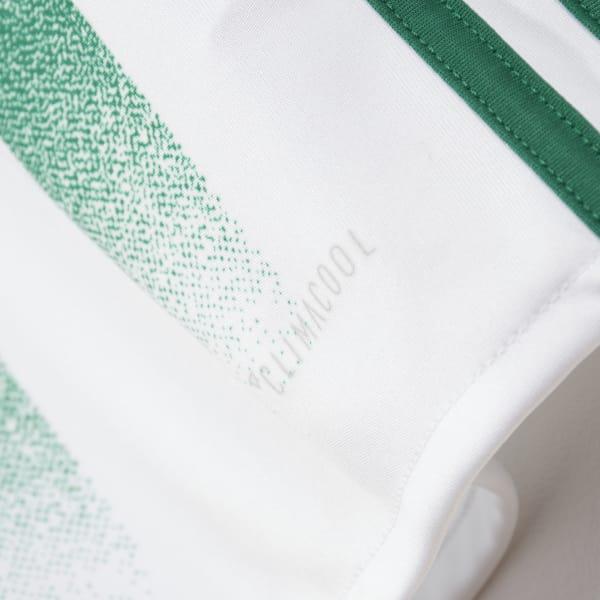 Camisa Palmeiras 2 Infantil - Branco adidas  735bc847f3ff6