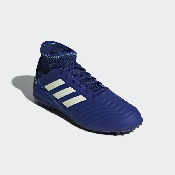 d6273cf3f71e9 Zapatos de Fútbol Predator Tango 18.3 Césped Artificial - Azul adidas