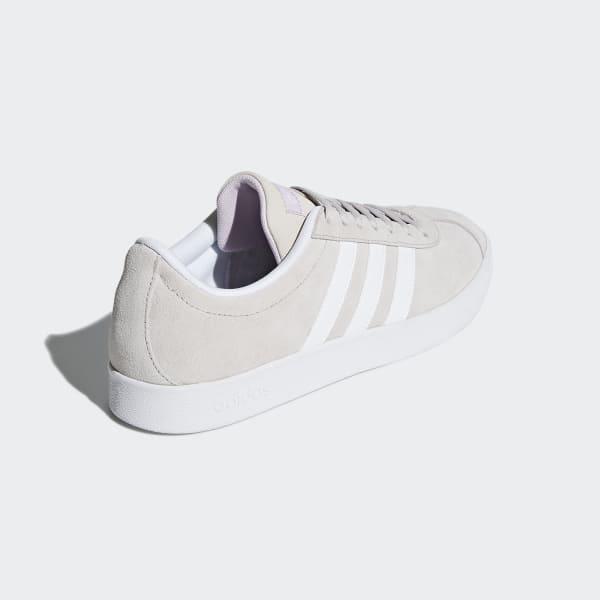 adidas VL Court 2.0 Shoes - White