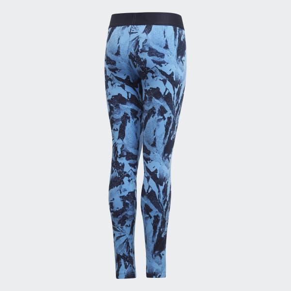 Calça Legging Essentials Allover Print