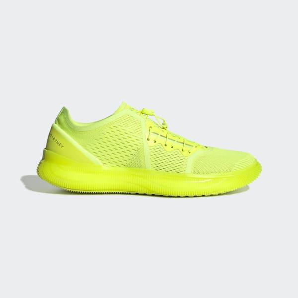 training adidas original jaune