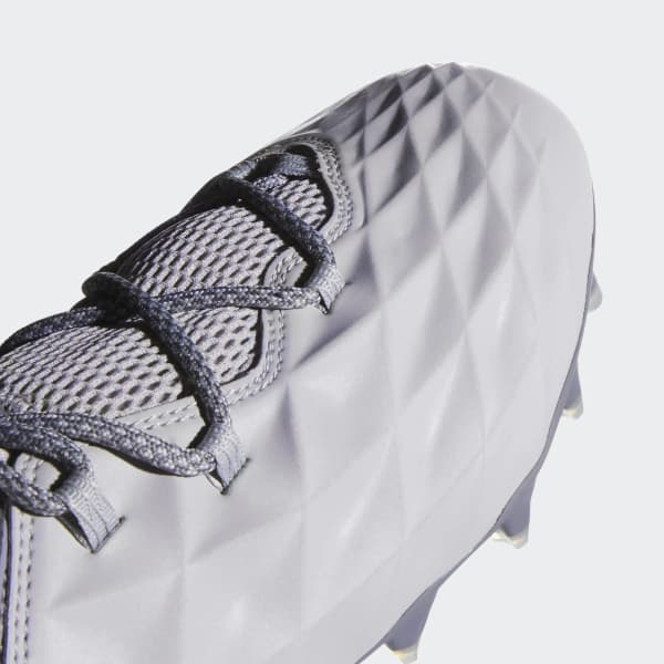 2b6f70b6ce6 adidas Freak LAX Mid Cleats - Grey
