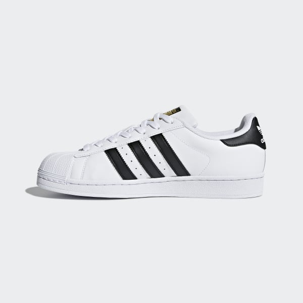 50a51a7758f adidas Superstar Shoes - White