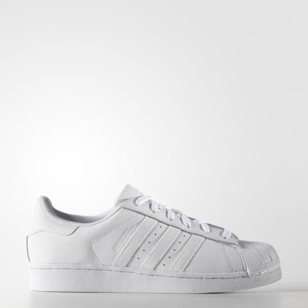 681edf47853 adidas Superstar Shoes - White