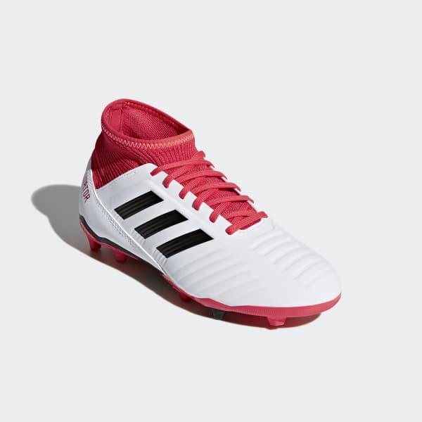 c5e67687 adidas Predator 18.3 Firm Ground fotballsko - Hvit | adidas Norway