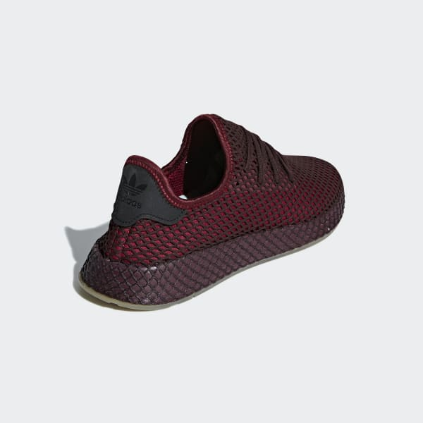 finest selection b3dac 720f4 adidas Tenis DEERUPT RUNNER - Rojo  adidas Mexico