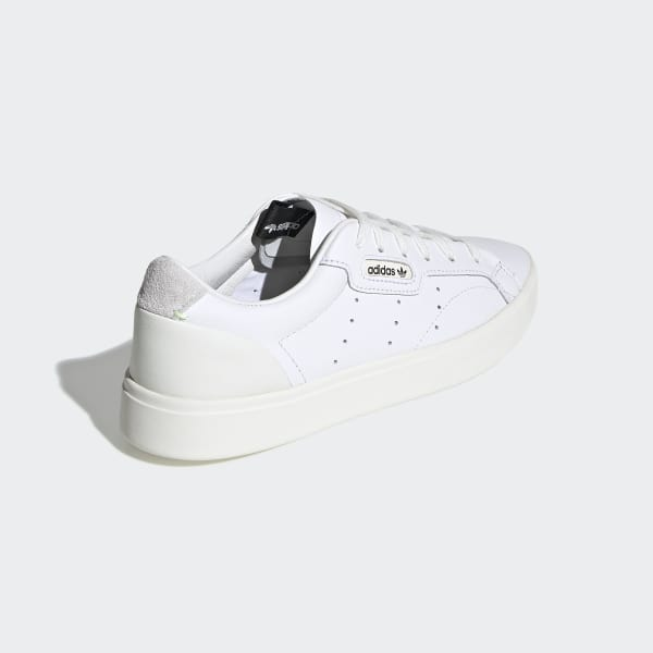 bc8b213e92e Tênis Sleek - Branco adidas
