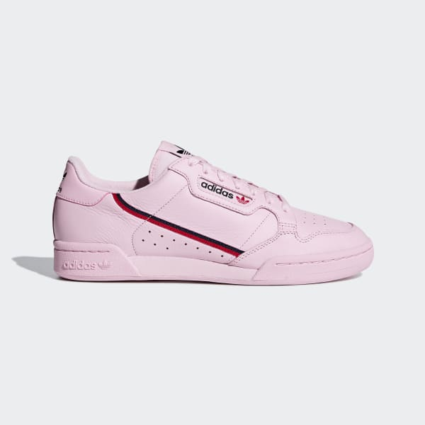 adidas Continental 80 Shoes - Pink   adidas US 62fa87b8ea