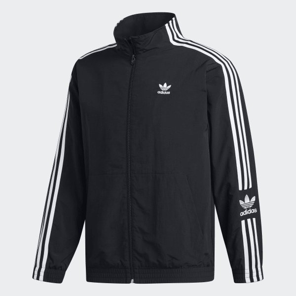 adidas Track Jacket Black | adidas Finland