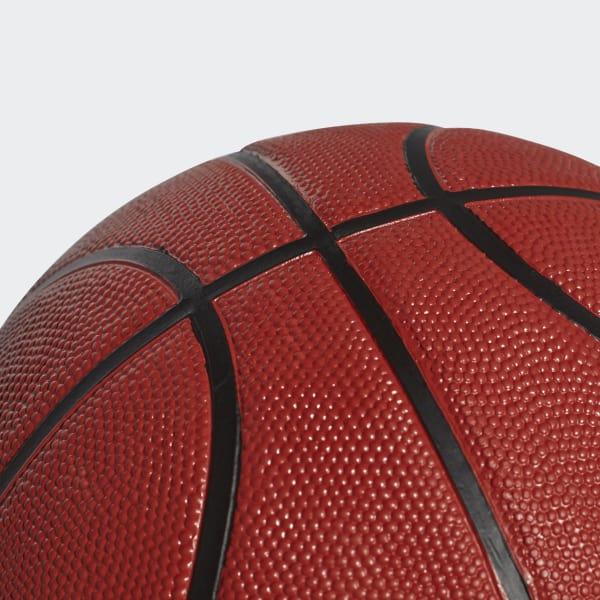 Ballon de basketball 3 Stripes Orange adidas | adidas France