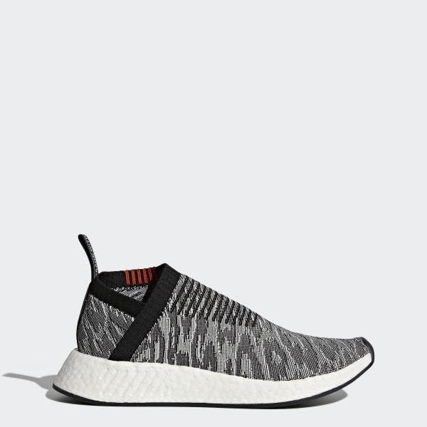 a5559264e adidas NMD CS2 Primeknit Shoes - Black