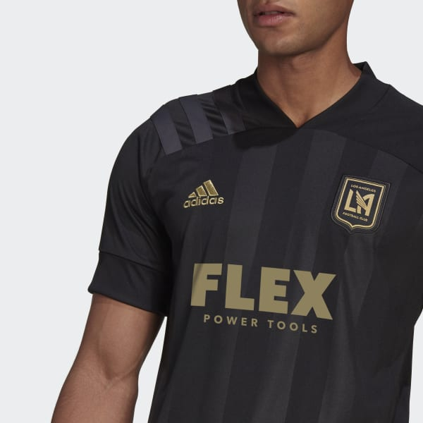 adidas Los Angeles FC 20/21 Home Jersey - White | H37023 | adidas US