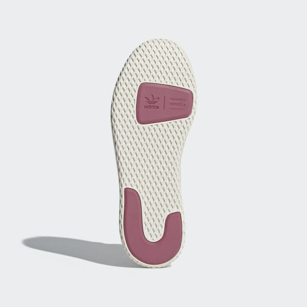 6466b4b8a Tênis Pharrell Williams Tennis Hu - Rosa adidas