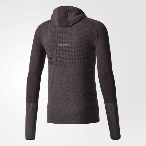 Playera Climaheat Primeknit Hooded
