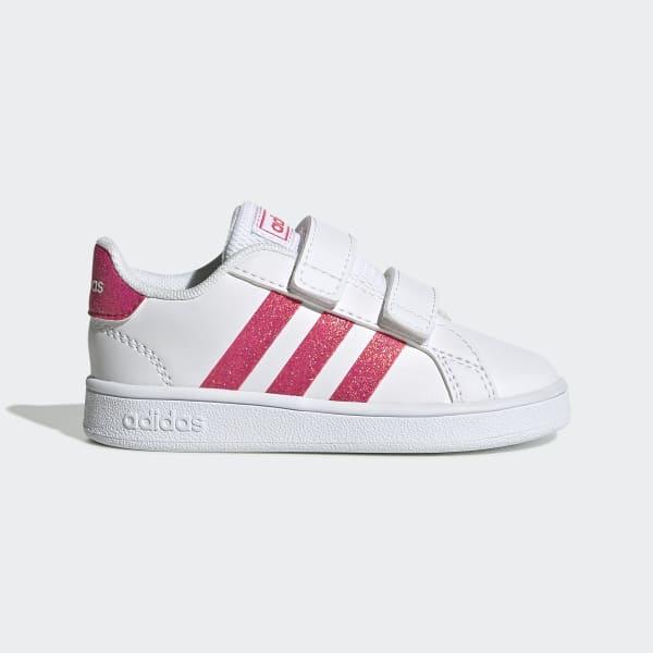 scarpe bimba adidas grand court