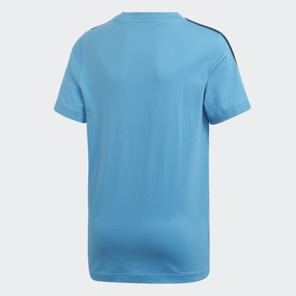 Camiseta 3 Rayas Essentials