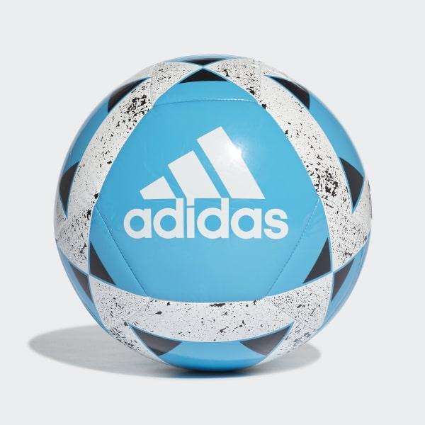 Pelota de fútbol STARLANCER V - Azul adidas  f16f2af1f072b