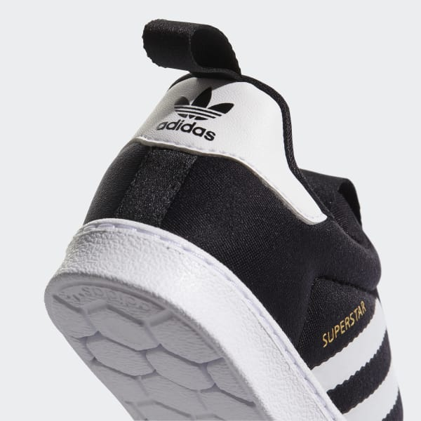 adidas Superstar 360 Shoes - Black  aed28a547