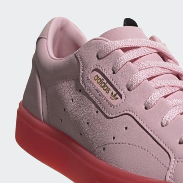 adidas sleek rose