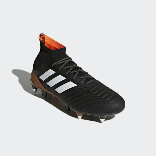 1d5a52dff7649 adidas Kopačky Predator 18.1 Soft Ground - čierna | adidas Slovakia